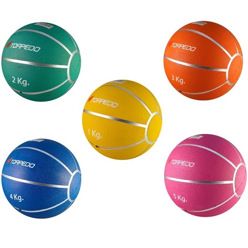Balón Medicinal Goma – Torpedo  c1831bad7db8