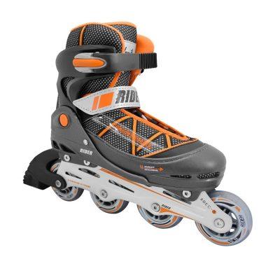 Patín Velocity – Rider naranjo
