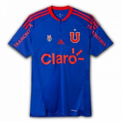 Camiseta Universidad de Chile 2016 – Adulto