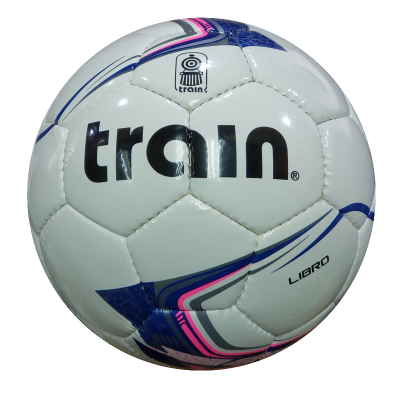 BALON DE FUTBOL TRAIN LIBRO N°5 ff5c92a6003d2