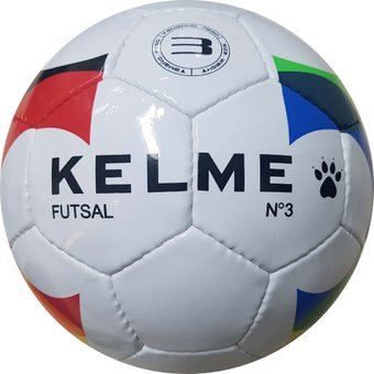 Balón Futsal N°3 – Kelme 35b7cd67be9e4