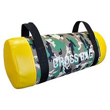 Saco Cross Bag Camuflado 5 Kg – Torpedo