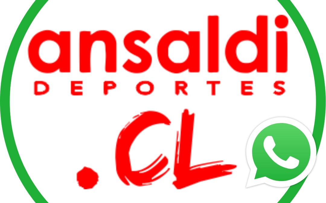 Ansaldi Deportes Whatsapp